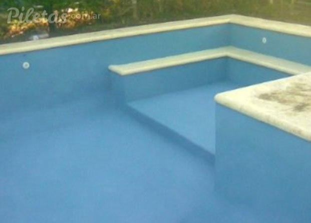 Im genes de natatorios mar azul for Presupuesto pileta material
