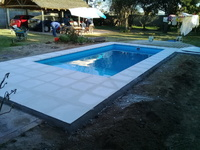 Piscina modelo rectangular