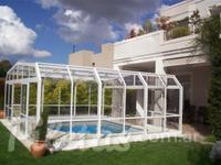 Mada skylight cobertores telesc picos para piscinas for Cobertores para piletas