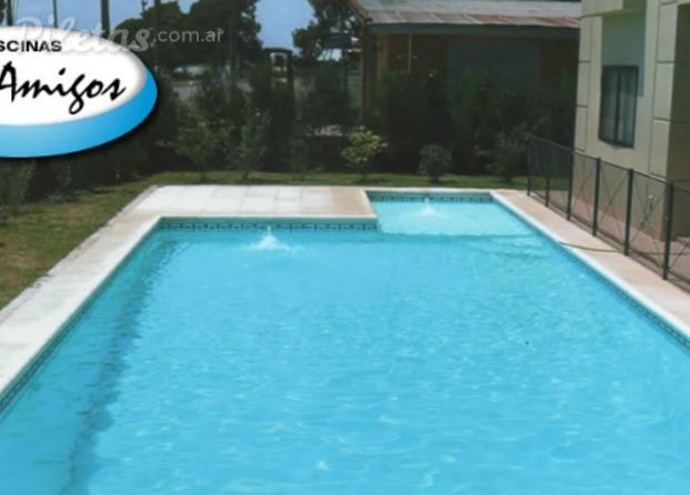 Im genes de piscinas los amigos for Presupuesto pileta material